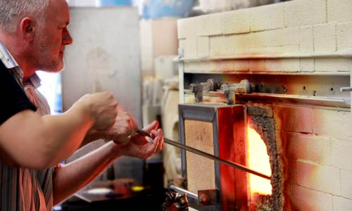 Glassblowing course