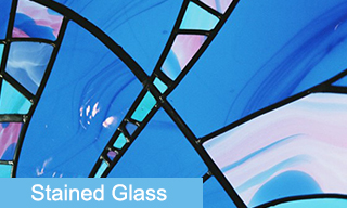 Stained Glass Windows hand made commisssions Click Button