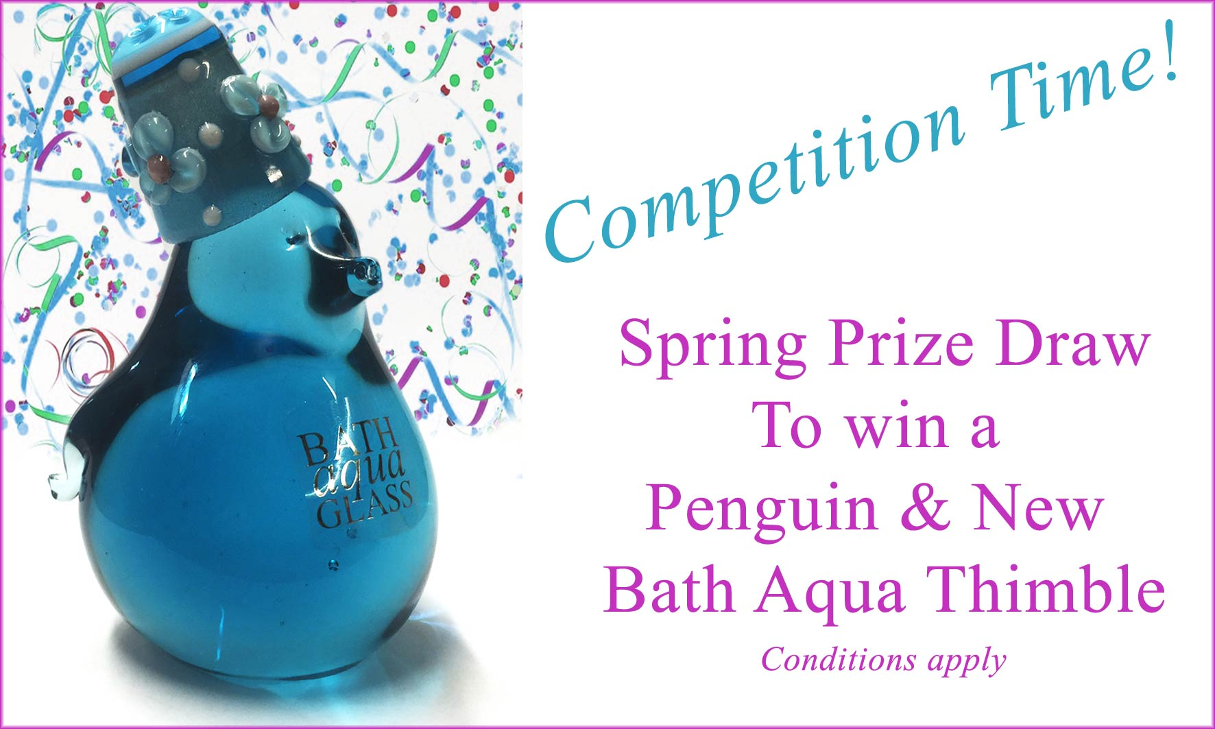 Penguin & Thimble Competition