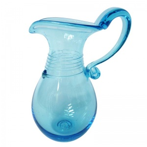 Trailed Glass Roman Jug