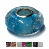 Ashes in Jewellery  -  Ashes Glass Charm Bead