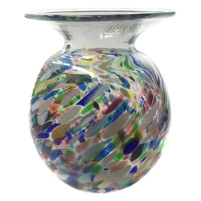 small round glass vases round vase. Black Bedroom Furniture Sets. Home Design Ideas