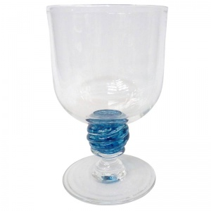 Royal Crescent Water Glass