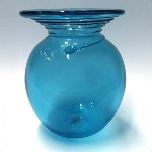 Seconds Quality - Small Round Trail Vase