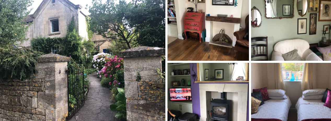 Cottage near Bath with AirBnB