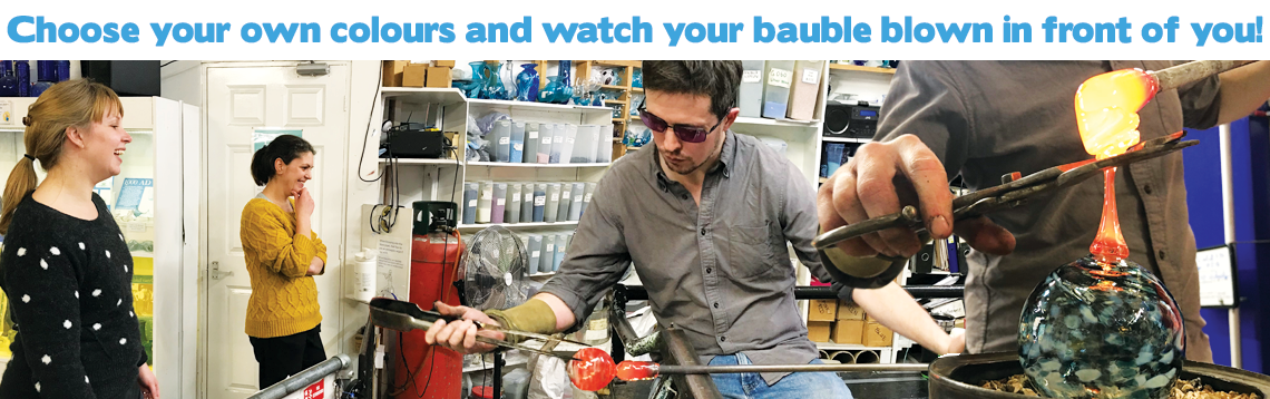 Bauble Blowing advice