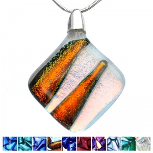Diamond Stripe Pendant