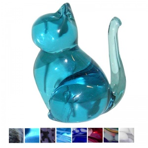 Glass Kittens