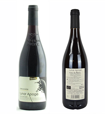Glasses hand blown for the modern wine drinker