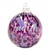 Personalised Engraved Handmade Baubles