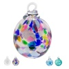 Small Glass Baubles