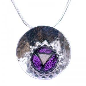 Ashes into Jewellery - Catino Pendant