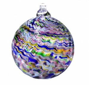 Big Art Baubles ideal for the conservatory
