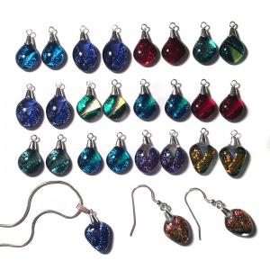 Dichroic Earrings Seconds Quality Lucky Dip
