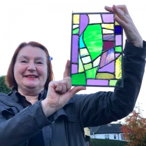 Stained Glass Course Voucher 1 to 1 Tuition