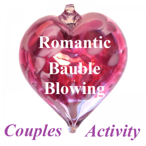 The Lovers' Heart Bauble Experience Voucher