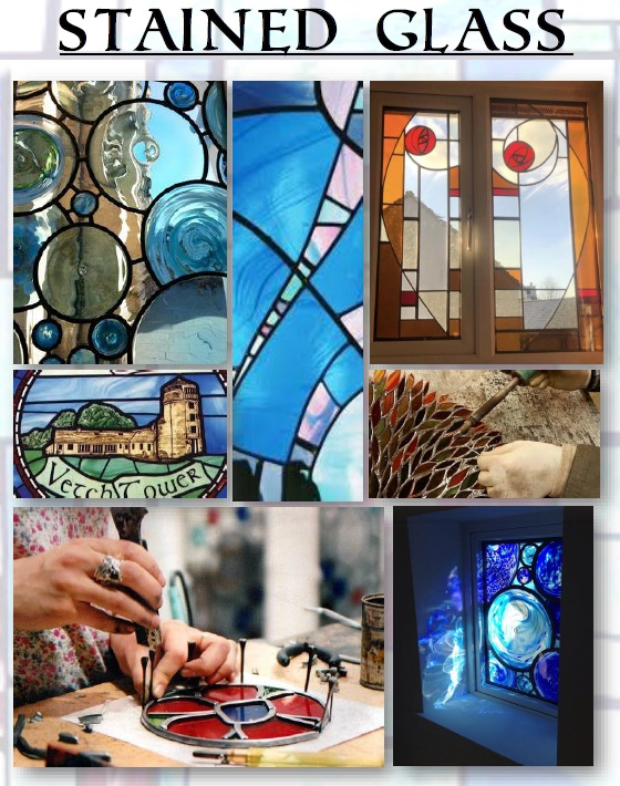 Stained Glass Service PDF