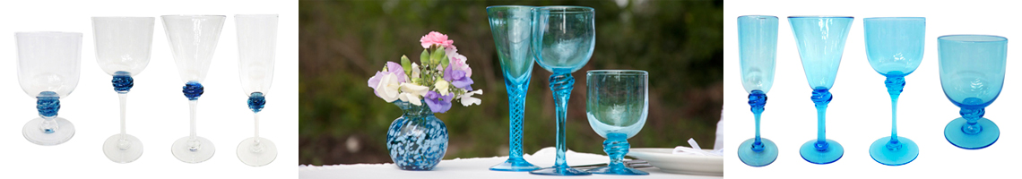 Wedding Glassware